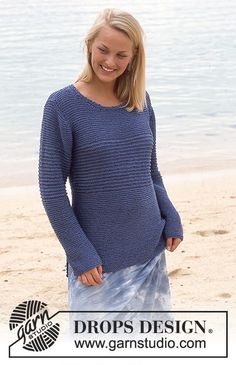 Bien-aimé Naxos ; DROPS 78-8 - DROPS Pullover in Safran and Cotton Viscose  XB05