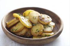Pommes de terre sarladaises, recette de pommes de terre sarladaises