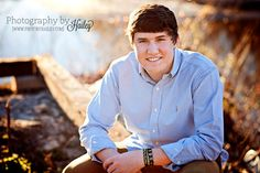 Senior Portrait Photography #PhotographybyHailey #seniorboy #nature