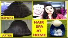 HAIR SPA AT HOME - बाल इतने SILKY, SOFT & SHINY होगे SALON का HAIR SPA भूल जाओगे -POOJA LUTHRA