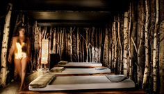 Luxury Hotel and Chalets in Megeve. Les Fermes de Marie is a luxury Hotel in Megeve, offering a Spa, pool, restaurants, bars. Ideal for leisure and business events. Spa Interior Design, Spa Design, Spa Luxe, Luxury Spa, Spas, Hotel Et Spa, Tienda Natural, Men Spa, Dreams
