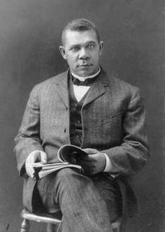 Booker T. Washington was an educator, author, orator, and political leader. He was the dominant figure in the African American community in the United States from 1890 to 1915.