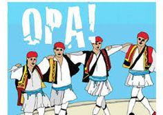 greek dance ile ilgili görsel sonucu Greek Dancing, Ronald Mcdonald, Dance, Fictional Characters, Dancing, Fantasy Characters