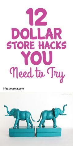 12 Dollar Store Hack     12 Dollar Store Hacks You Need To Try