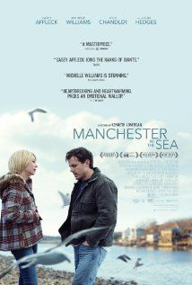 Manchester by the Sea (2016) Poster Man's brother dies and he has to relocate and assume custody of his 16 year old nephew.