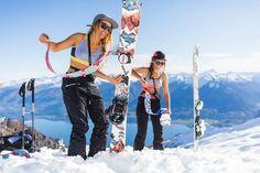 3 Sustainable Ski Brands That Will Keep You Warm This Winter - Weekendbee - sustainable sportswear Wanaka New Zealand, Lake Wanaka, Pant Shirt, Leggings Are Not Pants, Ski, Fashion Inspiration, Sportswear, Warm, Winter