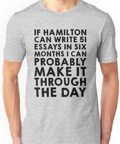 hamilton shirt - Google Search