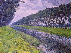 Theo van Rysselberghe (1862-1926) Belgium