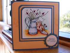 Longtime Friend by AlisaZoe - Cards and Paper Crafts at Splitcoaststampers