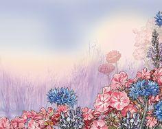 Flower Fairies Wallpaper 2 -1280x1024