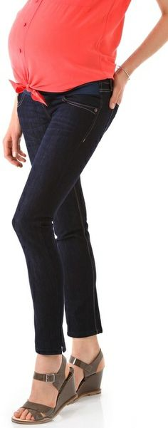 DL1961 Angel Maternity Ankle Jeans on shopstyle.com