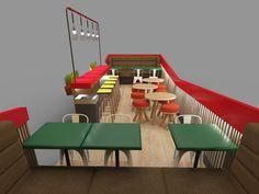 Conceptual design for stand alone seating space for Krispy Kreme.  #Design #InteriorDesign #HospitalityDesign #SouthAfrica #Architecture #DesignThatWorks #DesignforEveryone #foodandbeverage #ExperienceDesign #DesignPartnership #RestaurantDesign #DesignPhotography #DesignInspiration #ConceptualDesign #Renders #ConceptualDesign #DesignConsideration