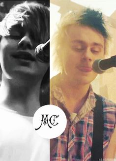 Michael Clifford I absolutely adore the way you open your beautiful eyes all big when your singing... I think it is the cutest thing ever>>yes, it is