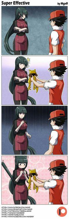 Komi-san in Pokemon Pokemon Comics, Pokemon Memes, Pokemon Funny, Pokemon Fan Art, Anime Comics, Pokemon Go, Cute Comics, Funny Comics, Pokemon Especial