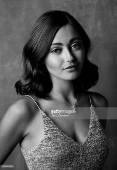 Actress Ella Purnell, from the film Journey is the Destination, poses for a portraits at the Toronto International Film Festival for Los Angeles Times on September 14, 2016 in Toronto, Ontario.