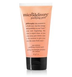 the microdelivery - one minute purifying enzyme peel