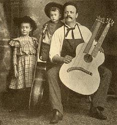 The Harp Guitars of Joseph Bohmann