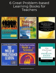 6 Great Problem-based Learning Books for Teachers
