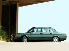 BMW 528i (E28)   by Auto Clasico