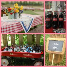 picnic party ideas decorations | Watermelon Party Ideas | Party on Purpose
