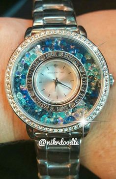 Our brand new watch, you can find it here www.jmarie.origamiowl.com