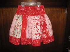 Super cute skirt in Cherie fabric series Little Girl Skirts, Cute Little Girls, Girly Things, Girly Stuff, Baby Girl Christmas, Daddys Girl, Cute Skirts, Make Time, Girl Outfits