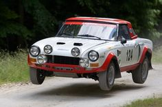 Embedded image Fiat Abarth, Fiat Cars, Honda Cars, Fiat 124 Spider, Super 4, Classic Sports Cars, Rally Car, Fiat 500, Concept Cars