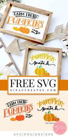 Free SVG Cut File - Fall Shirts - Ideas of Fall Shirts - pumpkin sign ideas free svg cut file Pumpkin Patch Farm, Pumpkin Patches, Shilouette Cameo, Cricut Tutorials, Cricut Ideas, Design Mandala, Fall Projects, Vinyl Projects, Craft Projects