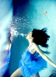 People Under Water Photography 25
