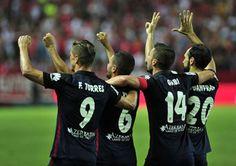 Sevilla-Atlético de Madrid 3-0