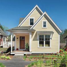 Prefabulous: A Pocket Neighborhood Home in Concord, Massachusetts - Healthy Home - Mother Earth Living