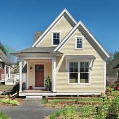 Prefabulous: A Pocket Neighborhood Home in Concord, Massachusetts - Healthy Home - Mother Earth Living
