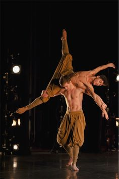 BalletBoyz present the TALENT (2012) / photo: Panayotis Sinnos