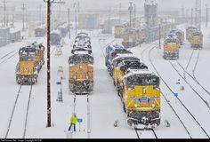 RailPictures.Net Photo: UP 8684 Union Pacific EMD SD70ACe at Denver, Colorado by BUFFIE