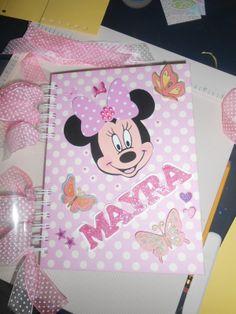 agendas scrap Minnie Mouse, Scrapbook, Learning, Party, Scrapbooks, Parties, Study, Scrapbooking, Teaching