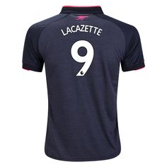509d2d621c7 PUMA Lacazette  9 Arsenal Youth Third Jersey 17 18 - Step Out