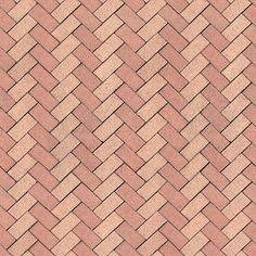 Textures Texture seamless | Cotto paving herringbone outdoor texture seamless 16102 | Textures - ARCHITECTURE - PAVING OUTDOOR - Terracotta - Herringbone | Sketchuptexture Paving Texture, Tiles Texture, Fence Wall Design, Paving Ideas, Terracotta Floor, 3d Architectural Visualization, Seamless Textures, Textured Walls, Brick Wall