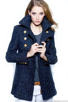 30 Stylish Winter Jackets for Women - Blogrope