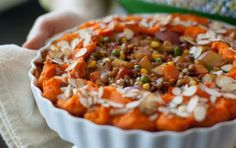 Harvest Vegetable Shepherds Pie // A truly spectacular #vegan dish for Thanksgiving! #holiday #recipe
