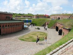 Spit fortress/Klaipėda