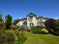 Warren House, Thurlestone, Devon, England, Sleeps 10, Bedrooms 6, Self-Catering Holiday Cottage.