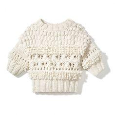 Vionnet sweater $4,401 via Wmag