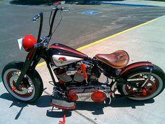 Rat rod bike 2 by mjrphreak, via Flickr