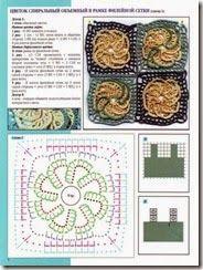 crochet motif 29      ♪ ♪ ... #inspiration #diy GB   http://www.pinterest.com/gigibrazil/boards/