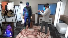 Microsoft spreads word on holoportation: look who's by your side