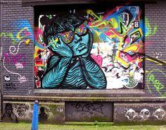 Stinkfish and Bastardilla (2012) -Amsterdam (Netherlands)