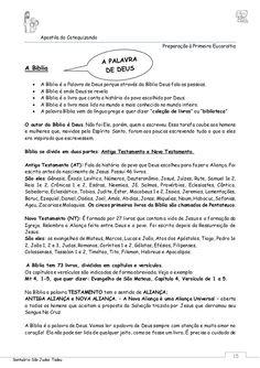 2015 apostila catequese primeira eucaristia