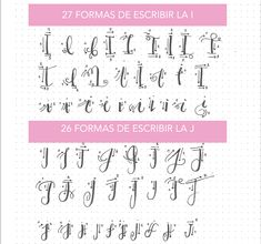 Little Hannah: lettering Lettering Tutorial, Lettering Guide, Calligraphy Tutorial, Creative Lettering, Brush Lettering, Hand Lettering Practice, Hand Lettering Alphabet, Calligraphy Letters, Bullet Journal Font