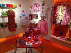 @Agatha RuizdelaPrada su tienda de Serrano. Con Atlas Gourmet. Divertido encuentro de moda y gastronomía.