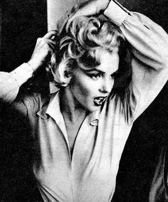 Imagen vía weheartit.com/#MarilynMonroe